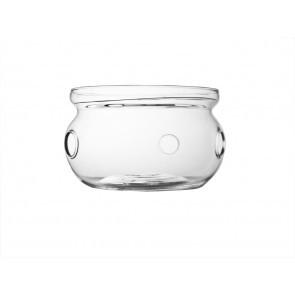 Teewärmer Glas einwandig Verona