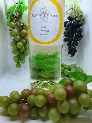 Weißwein 2018 Rivaner-Feinherb