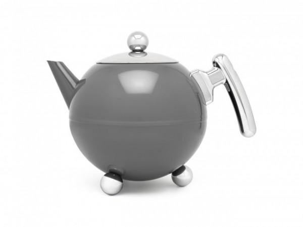 Teekanne Bella Ronde Cool Grey